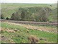 NT3956 : Cakemuir Burn and the Borders Railway by M J Richardson