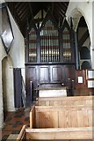 SU6462 : Organ in the South Aisle by Bill Nicholls