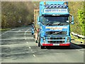 NS3589 : Heavy Goods Vehicle on the A82 near Shantron by David Dixon