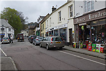SX7087 : Chagford Square by Stephen McKay