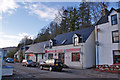 NG9039 : Village shop, Lochcarron by Richard Dorrell