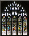 SE6052 : Stained glass window, S.IV, York Minster by Julian P Guffogg