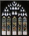 SE6052 : Stained glass window, S.IV, York Minster by Julian P Guffogg