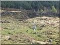 NH2239 : Weather station, Glen Strathfarrar by Richard Webb
