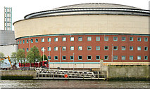 J3474 : The Waterfront Hall, Belfast - May 2014(3) by Albert Bridge