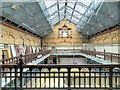 SJ8595 : Victoria Baths Females Pool (Gallery) by David Dixon