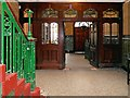 SJ8595 : Males 1st Class Entrance Hall by David Dixon