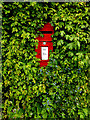 TM3891 : Station Road Postbox by Adrian Cable