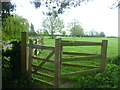TF1026 : Footpath at Dunsby by Marathon