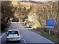 NN3118 : A82 at Inverarnan by David Dixon
