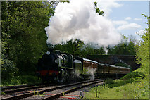 TQ3729 : Departure for East Grinstead by Peter Trimming