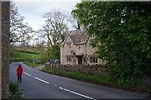 SP1726 : Bridge Cottage by Peter Barr