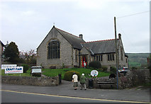 SK1482 : Castleton Methodist Church by michael ely