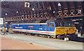 TQ2681 : Class 47/5 after arrival at Paddington, 1991 by Ben Brooksbank