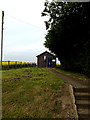 TM3183 : St.Margaret South Elmham Telephone Exchange by Geographer