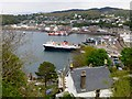 NM8529 : Ferry View From Pulpit Hill by Rude Health