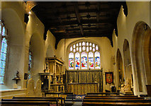 SP0202 : St John the Baptist, Cirencester by Philip Pankhurst