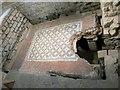 SP0513 : One of the Mosaics by Bill Nicholls