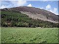 NG4023 : Looking towards Beinn a' Bhràghad by Richard Dorrell