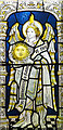 SJ4066 : Saint Uriel - stained glass window, Chester Cathedral by William Starkey