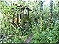 TR2167 : Tree house on the Wantsum Walk by Marathon
