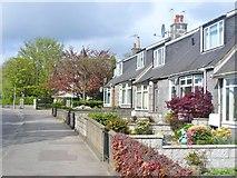 NJ9304 : Aberdeen - Riverside Drive by Colin Smith