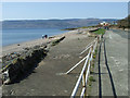 NS1969 : Concrete beach, Wemyss Bay by Thomas Nugent