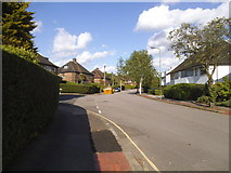 TQ2688 : Vivian Way, Hampstead Garden Suburb by David Howard