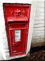 TM4495 : The Station Victorian Postbox by Adrian Cable