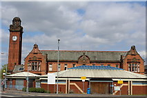 NS6168 : Stobhill Hospital, Glasgow by Leslie Barrie