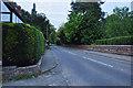 SO8357 : Little Eastbury : Hallow Road A443 by Lewis Clarke