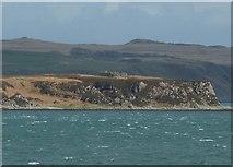 NR4762 : Claig Castle on Am Fraoch Eilean by Rob Farrow