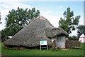TL2298 : Bronze Age Settlement, Flag Fen Bronze Age Centre and Archaeology Park by Jo Turner