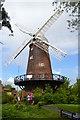 SK5839 : Green's Mill by John M
