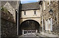 SP5106 : Bridge over New College Lane by N Chadwick