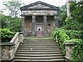 SK3485 : Non Conformist Chapel, Sheffield General Cemetery by Graham Robson