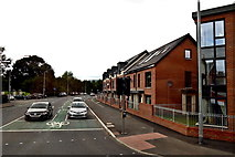J3573 : Belfast - View to West of Ormeau Embankment from Ravenhill Road (B506) by Suzanne Mischyshyn