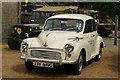 TQ3729 : Morris Minor at Horsted Keynes by Peter Trimming