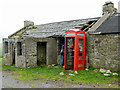 HT9638 : The former Foula Post Office by Lynne Manson