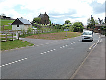 ST0107 : Cullompton: Tiverton Road by Martin Bodman