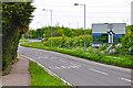 SO8854 : Worcester : Newtown Road B4636 by Lewis Clarke