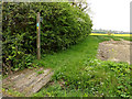 TM3470 : Footpath off Holme's Hill by Adrian Cable