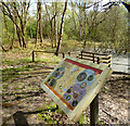 SU8683 : Nature Reserve Notice by Des Blenkinsopp