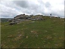 SX7375 : Tunhill Rocks by David Smith