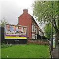 SK5541 : Gregory Boulevard: unpopular politicians by John Sutton