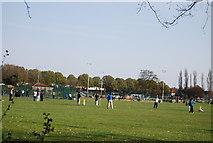 TQ1281 : Municipal Sports Ground, Southall by N Chadwick