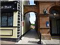 H2344 : Nugents Entry, Enniskillen by Kenneth  Allen