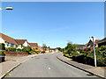 TM4389 : Rowan Way, Worlingham by Adrian Cable