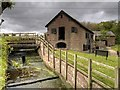 SJ4553 : Mill Race and Stretton Watermill by David Dixon