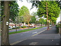 SP0894 : Early morning on Kings Road 7-Kingstanding, Birmingham by Martin Richard Phelan